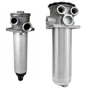 filtro idraulico / a cartuccia / a montaggio verticale / di aspirazione