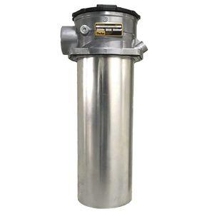 filtro idraulico / a cartuccia / a montaggio verticale / bassa pressione