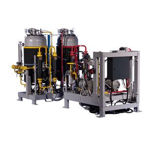 miscelatore-dosatore a pistone / multicomponente / automatico / digitale