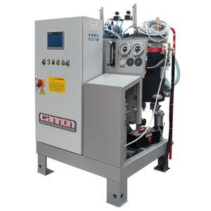 unità di miscelazione e dosaggio di resina bicomponente per pultrusione / ad alta precisione / automatica / digitale