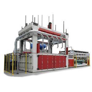 termoformatrice per pannelli