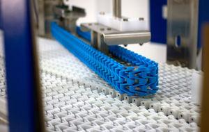 sistema di smistamento a braccio rotante / per trasportatore / per l'industria agroalimentare / per linea di imballaggio