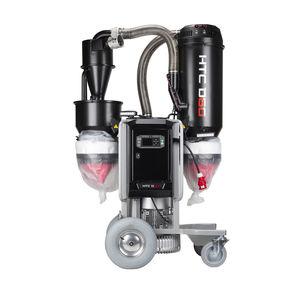 aspiratore elettrico / mobile / inerziale / compatto
