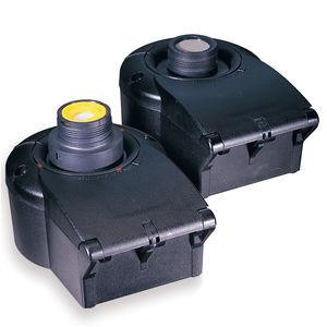 rivelatore di gas combustibile / di gas tossico / 2 cavi / per interno