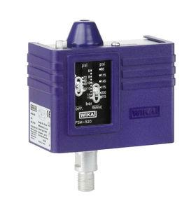 pressostato per olio / per acqua / per aria / differenziale