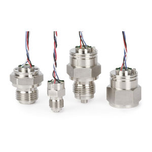 trasduttore di pressione a film sottile / con uscita digitale / torico / in acciaio inossidabile