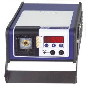 calibratore di temperatura / compatto / portatile / di alta precisione