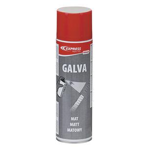 pittura di finitura / in aerosol / per cordone di saldatura / gavanica opaca