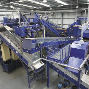 impianto di riciclaggio RAEE