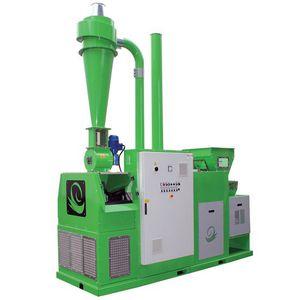 unità di riciclaggio per cavi elettrici