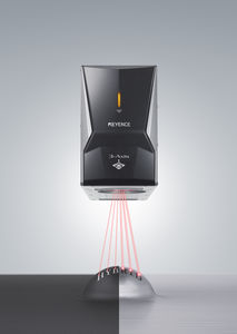 macchina di marcatura laser / benchtop / ad alta velocità / a 3 assi