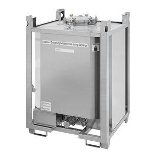 cisterna IBC con riscaldamento elettrico