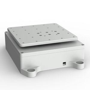 piastra di posizionamento verticale / piezoelettrica / 3 assi / compatta