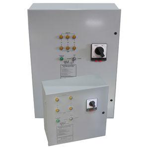interruttore di selezione / 2 poli / AC / manuale