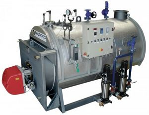 generatore di vapore a vapore surriscaldato
