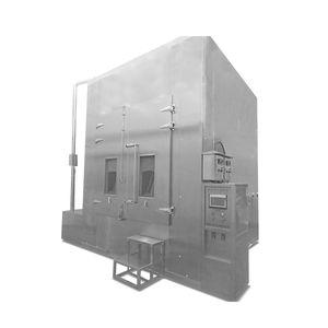 camera per test di tenuta alla polvere