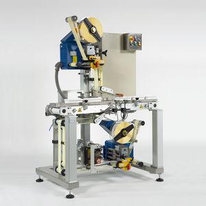 macchina di etichettatura completamente automatica