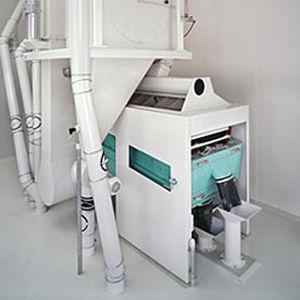 separatore ad aria / di particelle / per l'industria del riciclaggio