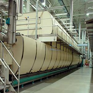 essiccatore a letto fluido / continuo / per l'industria agroalimentare