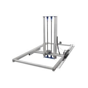 unità lineare a cinghia / elettrica / verticale / orizzontale