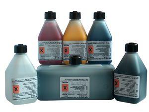 inchiostro a base d'olio
