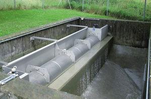 microimpianto di depurazione delle acque reflue meccanico