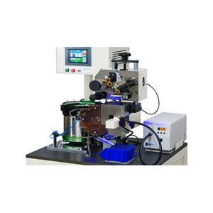 macchina tampografica per componenti elettronici / automatica / rotativa / ad alta velocità