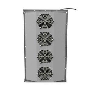 climatizzatore per armadio elettrico verticale