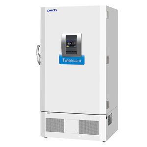 congelatore da laboratorio / verticale / bassissima temperatura