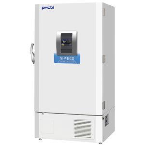 congelatore da laboratorio / per applicazioni farmaceutiche / verticale / bassissima temperatura