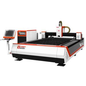 macchina da taglio per metallo / per acciaio / laser a fibra / per lamiere