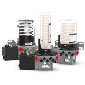 sistema di lubrificazione a grasso / centralizzato / multilinea / a punti