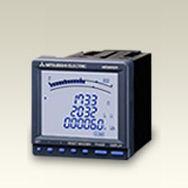 contatore di energia elettrica monofase / da montare su pannello / con display LCD