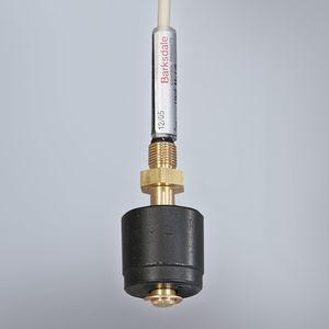 livellostato a galleggiante magnetico / per liquidi / in ottone / in miniatura