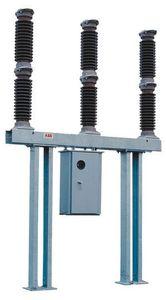 interruttore automatico con azionamento a molla / a immersione in tensione / ad alta tensione
