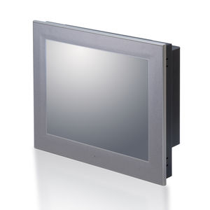 panel PC di LCD / con touch screen resistivo a 5 fili / 12