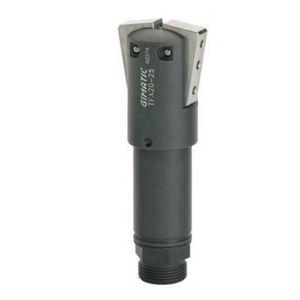 micro pinza di presa pneumatico / angolare / a 2 griffe / autocentrante