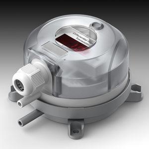 trasmettitore di pressione differenziale / a vuoto / piezoresistivo / con segnale elettrico di uscita