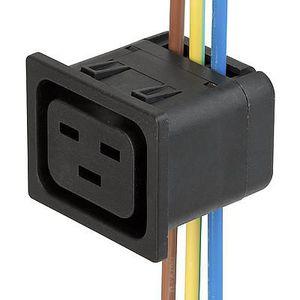 connettore di alimentazione elettrica