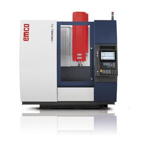 fresatrice CNC 3-4 assi