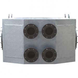 scambiatore di calore tubo-tubo