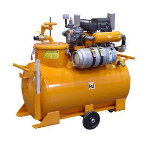 pulitrice sottovuoto / a gas / mobile / con serbatoio