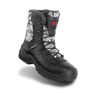 scarpa antinfortunistica attività all'aria aperta / antiscivolo / a tenuta stagna / di protezione chimica