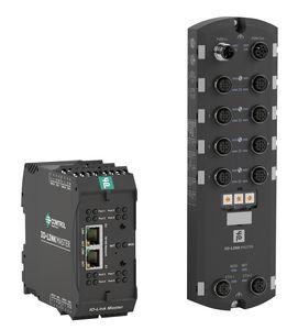 modulo I/O digitale / EtherNet/IP / Modbus/TCP / a 16 I/O