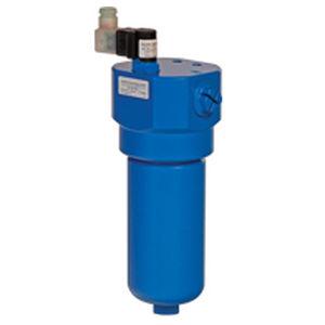 filtro a media pressione / idraulico / con cestello / in linea