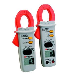 multimetro a pinza digitale / portatile / 600 V / 400 A