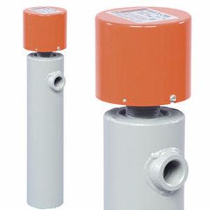 riscaldatore d'aria / a circolazione / a convezione / in linea