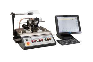 macchina equilibratrice orizzontale / dinamico / di alta precisione
