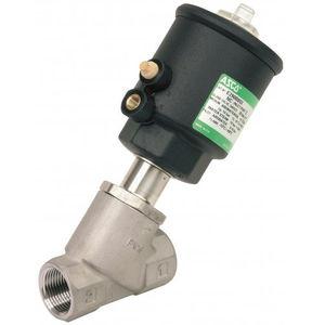 valvola proporzionale / a pistone / a comando pneumatico / per controllo di flusso