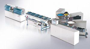 linea di estrusione per tubi flessibili per imballaggio di cosmetici